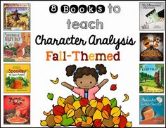 Teaching Character Analysis Using Picture Books