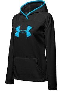 Black & Blue Under Armour Sweatshirt