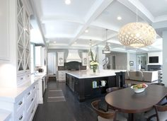 One of the most beautiful kitchens ever.