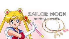 "sailormoonmerchandisenews: "" Sailor Moon × ma chére cosette charm bracelet sets. 10 designs in all, one for each senshi. More info here. """