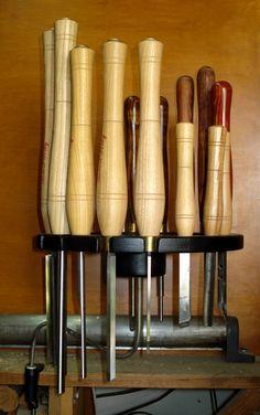 Lathe Tool Holder.  (Porta-herramientas para el Torno).