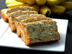 Just Try & Taste: 5 Bahan Saja Untuk Cake Pisang yang Very, Very, Very Delicous! Delicious Cake Recipes, Yummy Cakes, Chef Wan, Banana Bread Cake, Resep Cake, Baking Secrets, Banana Recipes, Indonesian Food, Food And Drink