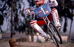 Mike King 1986