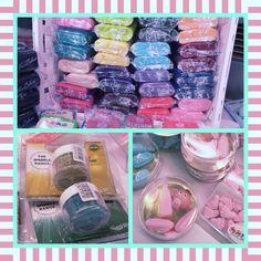 Für alle Backfans: Fondant in vielen Farben, essbarer Glitter, Zucker- und Marzipandekore...gibt's bei SANDYBEL #backfieber #sandybel