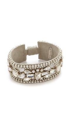 perfect New Year's bracelet | @shopbop