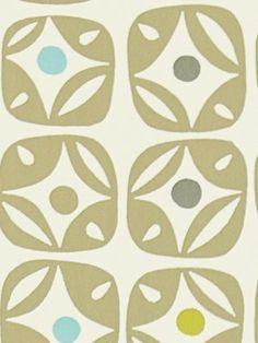 John Lewis Orla Kiely Classic Stem Wallpaper Bird 39 S Egg