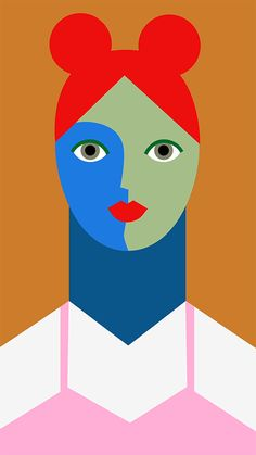 Girlsonbehance - curated by Michael Paul Young on Buamai. Feminist Art, Horse Art, Motion Design, Art Direction, Abstract Art, Digital Art, Illustration Art, Animation, Quilts