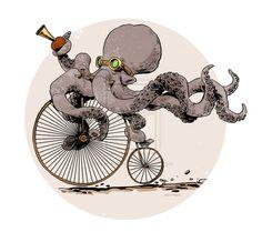otto's sweet ride by BrianKesinger.deviantart.com