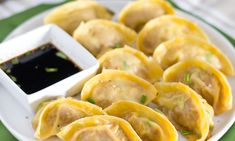 Once you get the hang of folding, these fried dumplings are so simple to make and are perfect for a halftime appetizer or a make-ahead dinner.