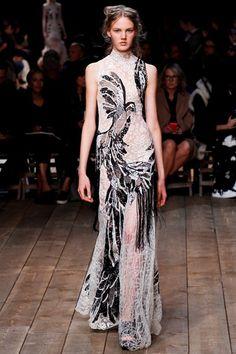 Sfilate Alexander McQueen - Collezioni Primavera Estate 2016 - Collezione - Vanity Fair