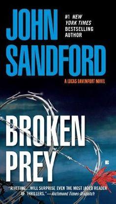 Broken Prey/John Sandford
