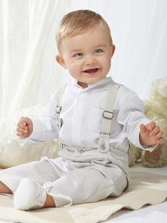 Baby boy blessing outfit | Boy | Pinterest | Boys