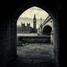 A Dark Corner Of London