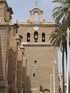 Cathedral Almería © Robert Bovington  https://sites.google.com/site/spanishimpressions/home http://bobbovington.blogspot.com.es/ http://astore.amazon.co.uk/spanisimpres-21/
