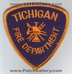 SAUKVILLE WISCONSIN WI Fire And Rescue FIRE PATCH