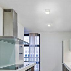 URANO - Ceiling spotlight, ideal for the lighting of corridors and entrances. #LED #light_e_design #design #illumination #lamp #lightdesign #indoor #lighting #lamp #pendant #iluminacion #decor #home #decoracion #lampara