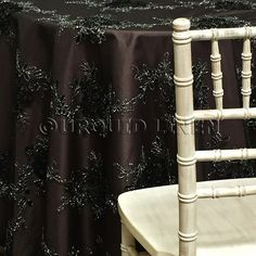 Ribbon Mesh Lace Tablecloth   Black Table Linens, Lace Fabric, Lace  Tablecloth Wedding,
