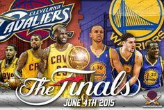 Go Cavs! #ALLinCLE CavaliersNation.com LeBron James Cleveland Cavaliers NBA