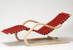 Alvar Aalto, Lounge Chair 43 (1936). #Esmadeco.