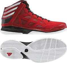 906d1905c5ae63 Adidas Men s Crazy Shadow Basketball Shoes (12 D(M) US