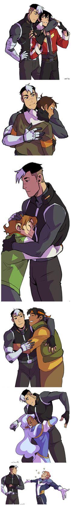 Hug Coran dammit