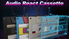 Buy Audio React Cassette by botiordog on VideoHive. Audio React Cassette is a realistic audio cassette with audio reacting tape in element and a no plugin version. After Effects Projects, After Effects Templates, Creative Video, Wireframe, Boombox, Good Music, Audio, Cool Stuff, Digital
