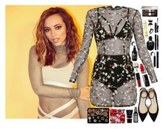 """""""Jade Thirlwall, LM #24"""" by ambere3love34 ❤ liked on Polyvore featuring beauty, Jimmy Choo, Steve Madden, Smashbox, Jo Malone, Givenchy, Chanel, Yves Saint Laurent, Laura Geller and Alexander McQueen"""