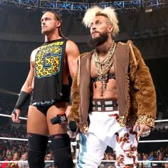 # WWE # Wrestling # Enzo Amore # Big Cass # Sawft # Tag Team # Eric Anthony Arndt # William Morrissey