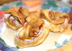 December 3, 2011  http://www.akeytothepantry.com/post/13711812949/sweet-potato-pan-cup-cakes