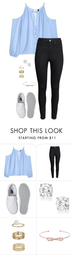 """""""3✨"""" by beautyshit ❤ liked on Polyvore featuring H&M, Vans, Miss Selfridge and Ted Baker"""