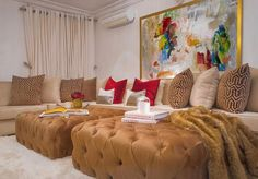 Toke Makinwa's Home Is The Real Deal (photos)