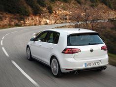 carro novo: Volkswagen Golf GTI 2014