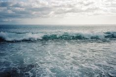 MATTHEW B WRIGHT - Hawaii Far Away, Hawaii, Waves, Landscape, Outdoor, Outdoors, Scenery, Ocean Waves, Outdoor Games