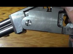 Homemade Gun: Titanium .45 Colt & .410 Over/Under Pistol