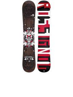Freestyle Freeride Rossignol Templar Magtek  #Rossignol #Snowboard #Freestylee #Freeride via @ChapakiItalia