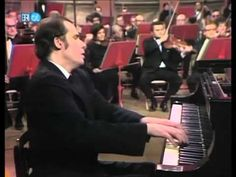 Glenn Gould - Beethoven 5th Piano Concerto in E-flat Major