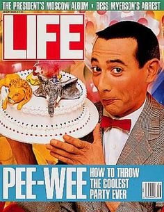 Pee Wee's Big Adventure - 25th anniversary