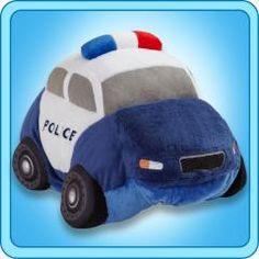 Pillow Pals - Police Car