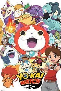 FLM08051 - Yo- Kai Watch - Cast