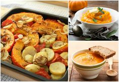 tekvica hokaido, hokaido polievka, pečená hokaido, pyré z tekvice hokaido, jedlá z hokaido Paella, Shrimp, Yummy Food, Meat, Ethnic Recipes, Hokkaido, Delicious Food