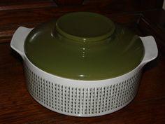 "Vintage 1960 s ""Debonair"" Hostess British Anchor Pottery Lidded Tureen Pottery Mugs, Anchor, British, Ceramics, Retro, Tableware, Vintage, Ceramica, Pottery"