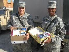 5 Care Package Ideas for Deployed Troops