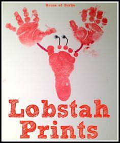 Lobstah Print #2 - House of Burke