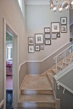 Photo déco entrée avec escalier | Decoration en 2019 | Stairs, Decor ...