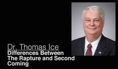 The second breakout session of Dr. Thomas Ice from the 2014 VBVMI Bible Conference. Ice explains from scripture how the Rapture and the Second Coming of . King Jesus, Lord And Savior, My Lord, Pre Tribulation Rapture, Revelation 22, Bible, Faith, Youtube, Biblia