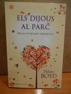 ELS DIJOUS AL PARC. HILARY BOYD. ED. ROSA DELS VENTS - 2013. A ESTRENAR.