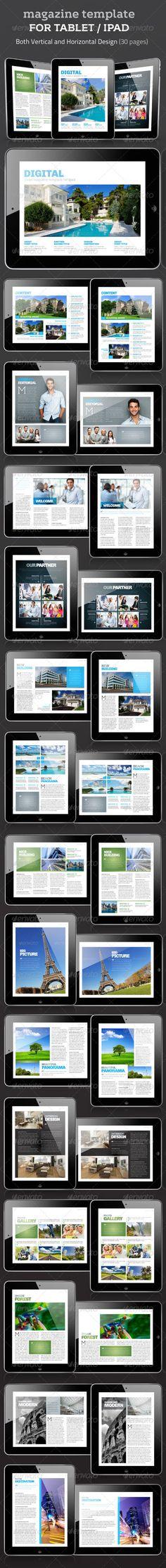 Tablet 15 Pages Mgz (Vol. 6) - Digital Magazines ePublishing