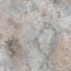 Skimrande tapet med en ärgad och rostig metallyta i brunguldiga toner som ger känslan av flagnande lager. Mönstret reflekterar ljuset och ger väggarna en levande karaktär med ett modernt uttryck.