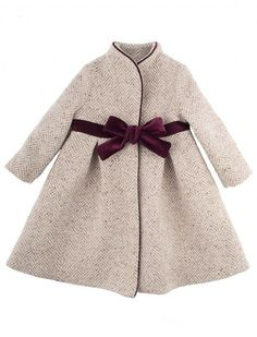 Manteau. Great kids fashion. How to make