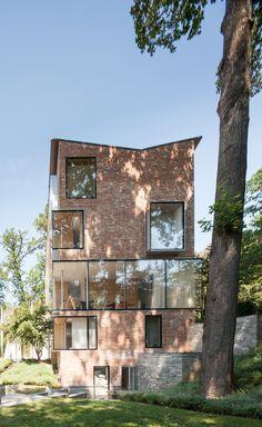 veredas.arq.br --- Pin Inspiração Veredas Arquitetura--- #project #architecture #arquitetura Gallery of Rock Creek House / NADAAA - 8